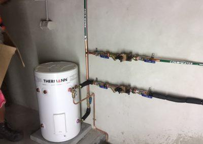 SPR Back flow prevention