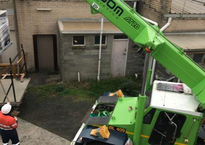 SPR Boom lift AC