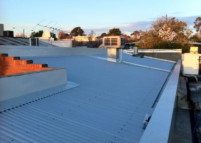 SPR Commercial re-roof