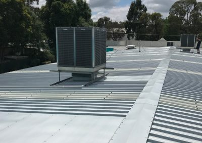 SPR Commercial roof